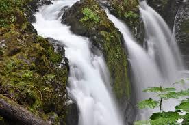Sol-Duc-Waterfalls